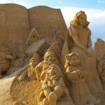 Хари Потър,Спондж Боб, Алиса и много други герои ще може да видим в новото издание на Фестивала на пясъчните скулптори